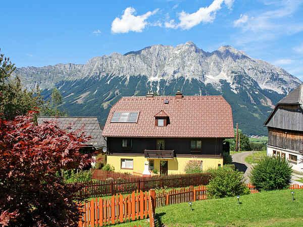 Villa i Moosberg auch Sonnberg