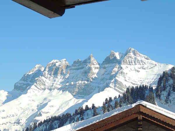 Ferielejlighed i Val-d'Illiez