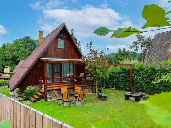 Villa in Dehtáře
