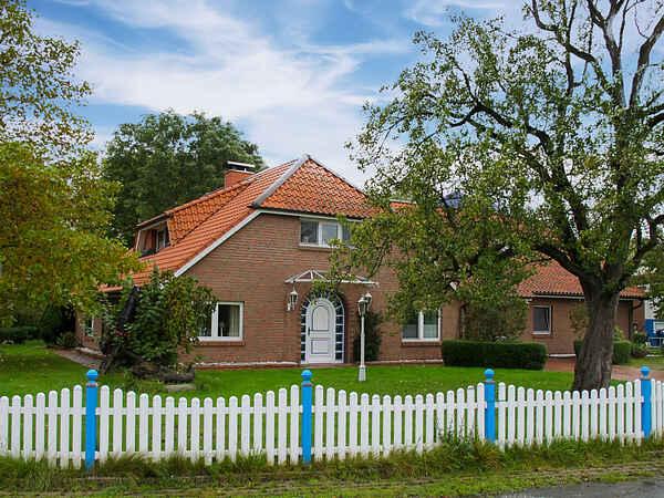 Villa in Fedderwardersiel