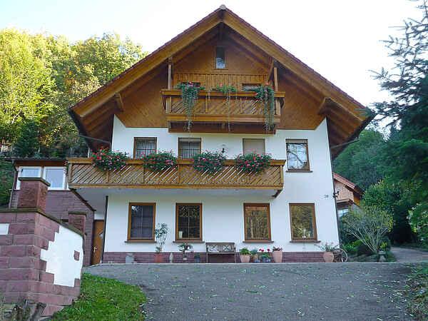 Ferienwohnung in Unterharmersbach