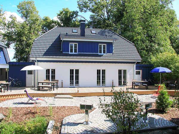 Stadthaus in Varbelvitz