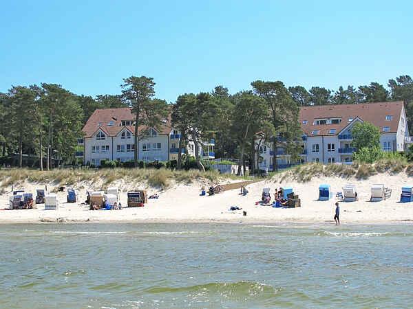 Ferienwohnung in Neu Boltenhagen
