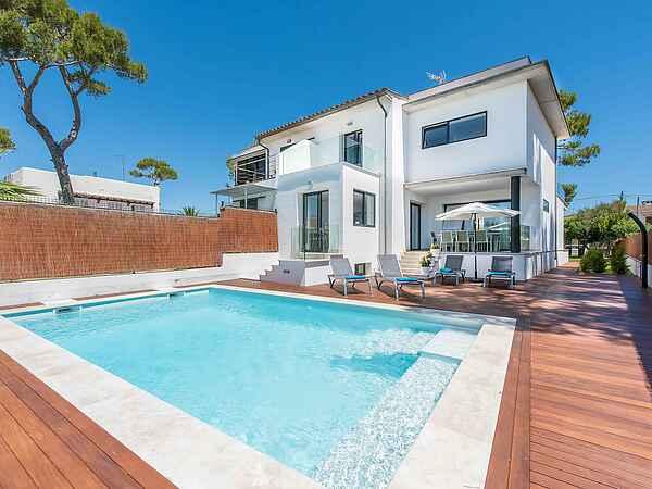 Villa i Son Baulo