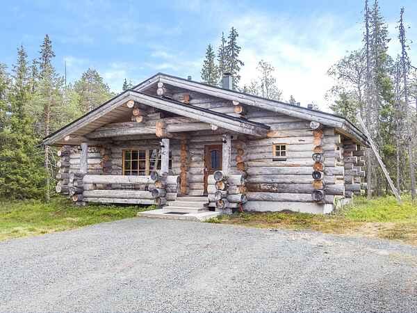Town house in Kuusamo