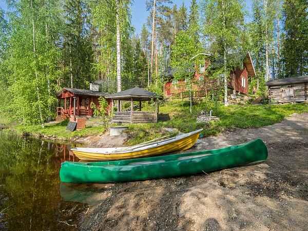 Town house in Pieksämäki