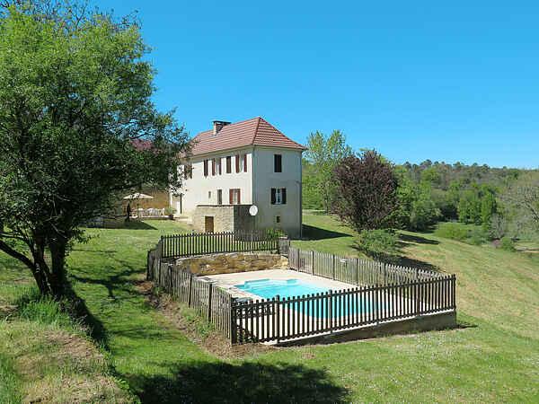 Villa i Marcillac-Saint-Quentin
