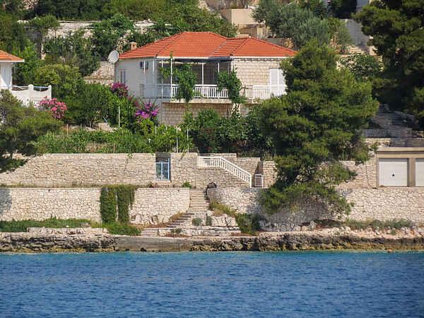 Villa i Lumbarda