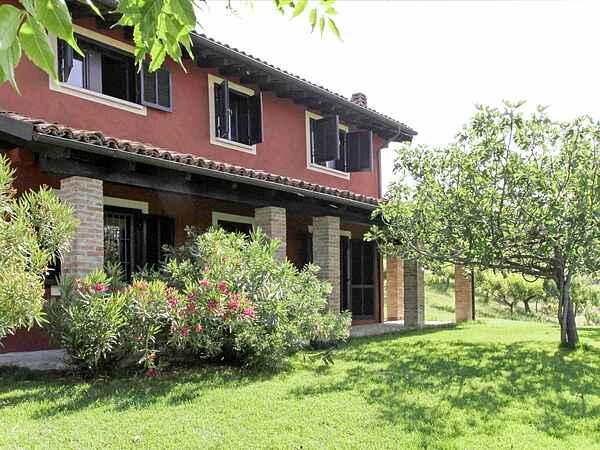 Villa i Treiso