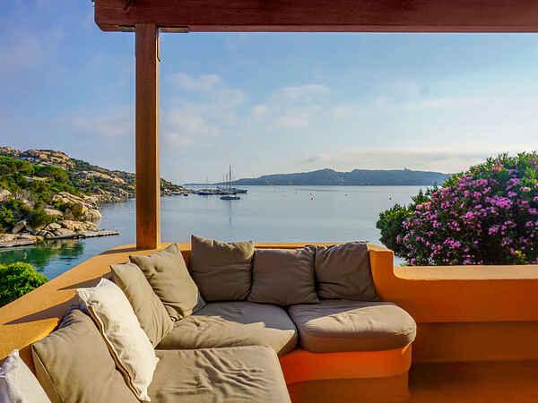 Villa i Punta Sardegna