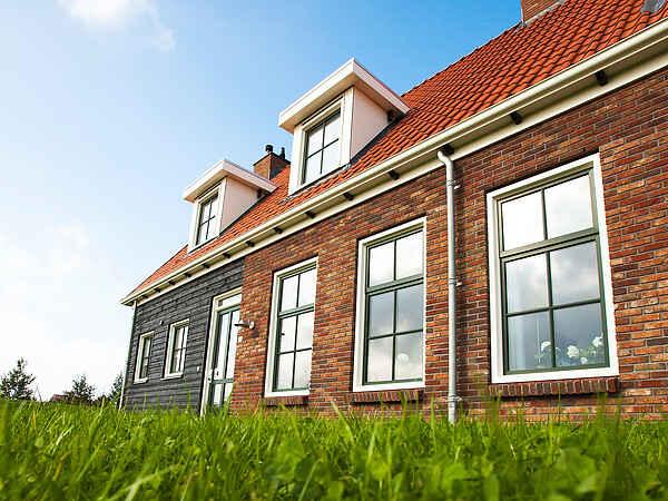 Byhus i Sint Philipsland
