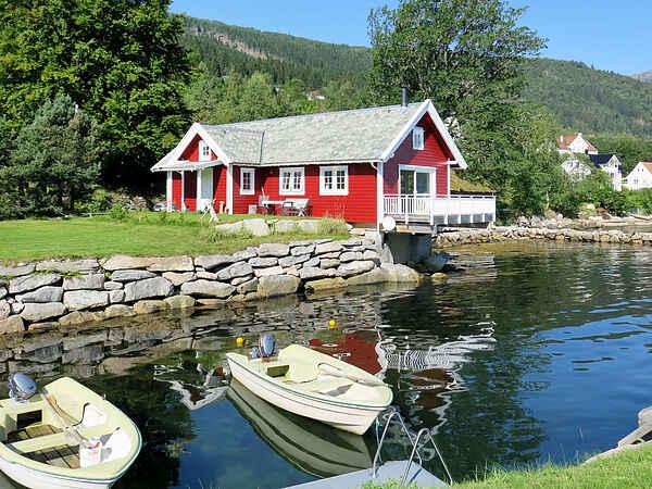 Villa ved Balestrand