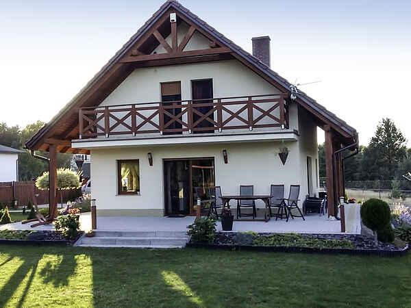 Villa i Łupawsko