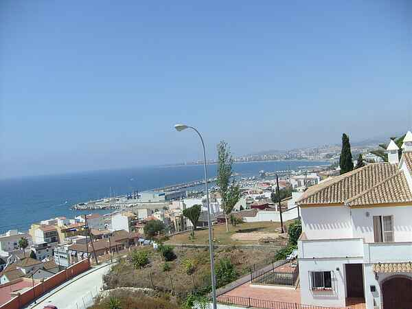 Southern Spain. Sun and heat