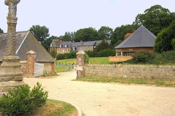 Hytte i Fontaine-le-Dun