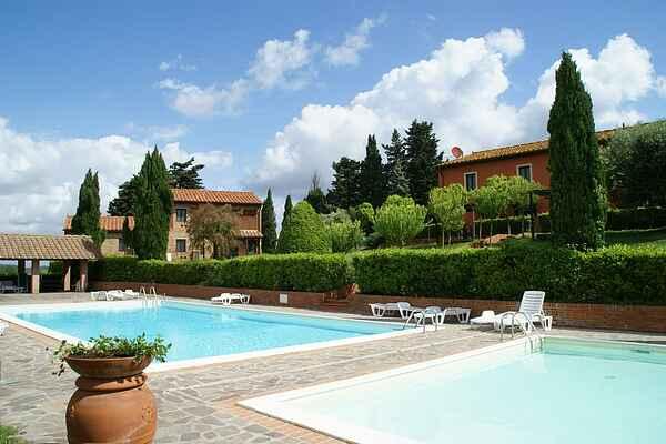 Appartamento in Montaione