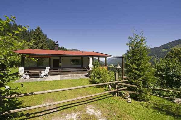 Hytte i Gränzing