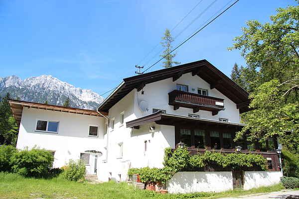 Sommerhus i Scheffau am Wilden Kaiser