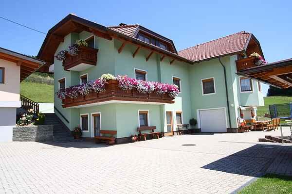Apartment in Gemeinde Liebenfels