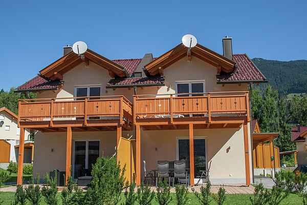 Hytte i Gemeinde Kötschach-Mauthen