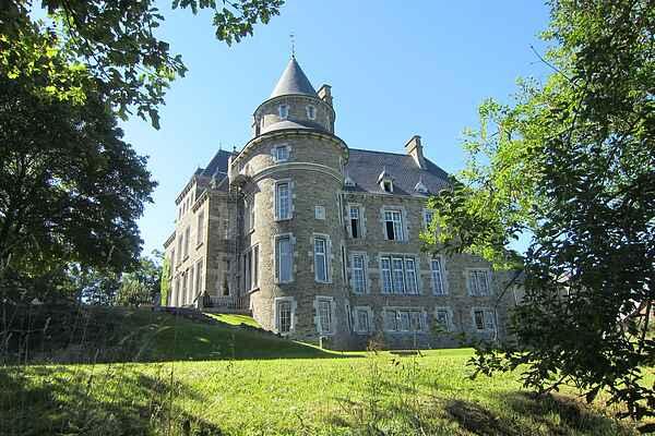 Slott  i Érezée