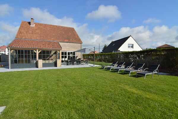 Sommerhus i Middelkerke