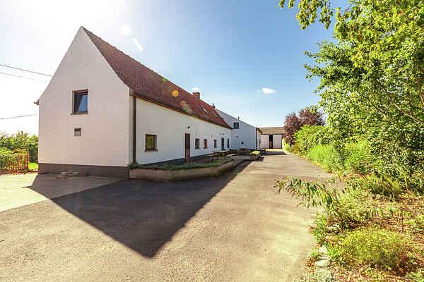 Gårdhus i Vleteren