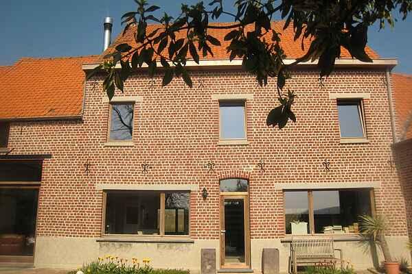 Gårdhus i Brakel