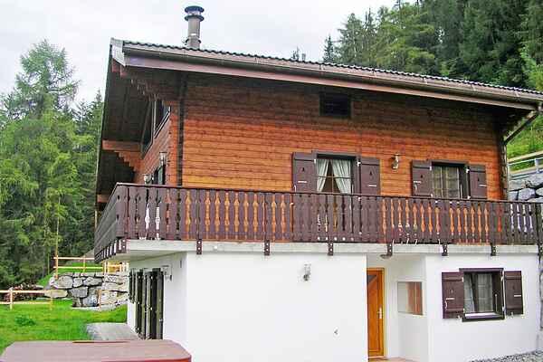 Hytte i La Tzoumaz