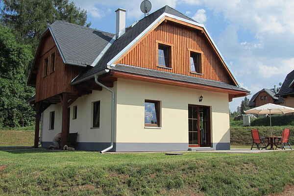 Sommerhus i Horní Staré Buky