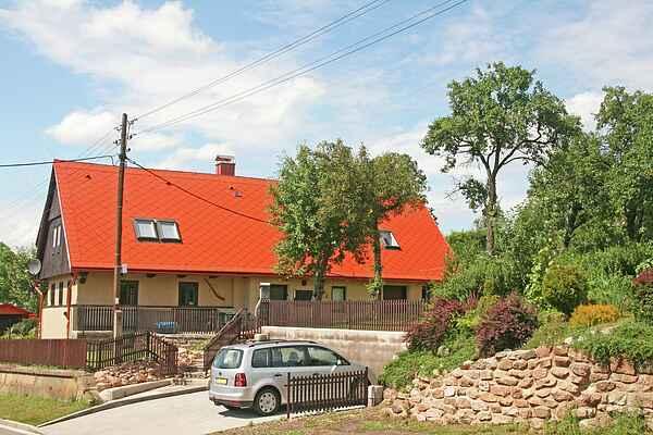 Sommerhus i Rtyně v Podkrkonoší