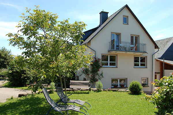 Holiday home in Pantenburg
