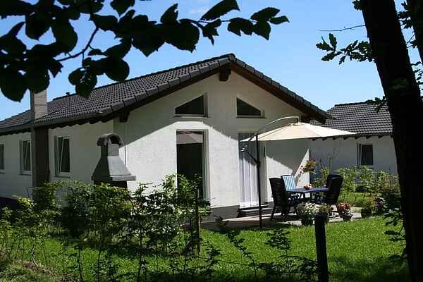 Sommerhus i Ferienhausgebiet Hillenseifen