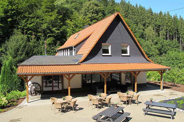 Villa i Friedewald