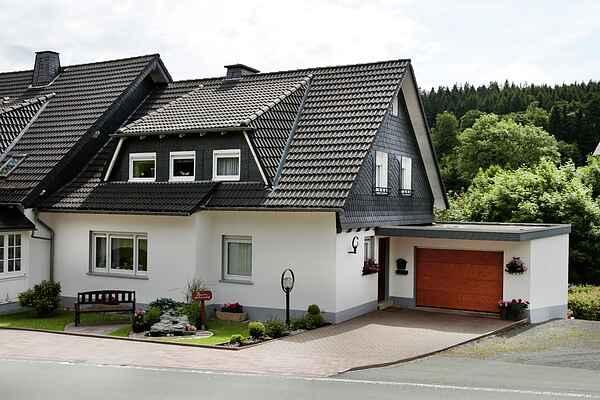 Ferielejlighed i Küstelberg