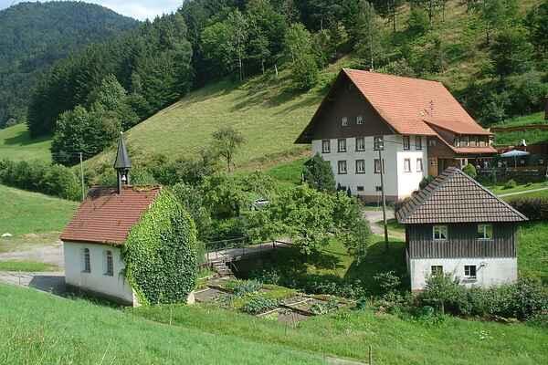 Sommerhus i Obersimonswald
