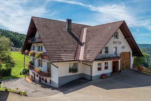 Gårdhus i Wehrhalden