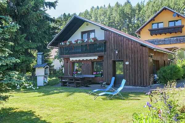 Sommerhus i Piesau