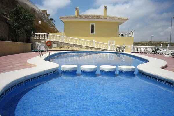 Sommerhus i Residencial Benimar