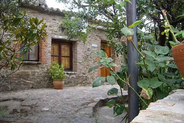 Gårdhus i Valencia de Alcántara