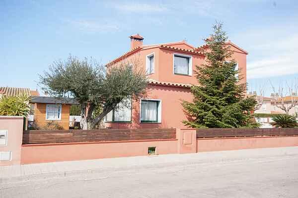 Ferienhaus in Sant Pere Pescador