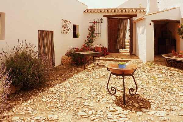 Gårdhus i Fuentes de Cesna