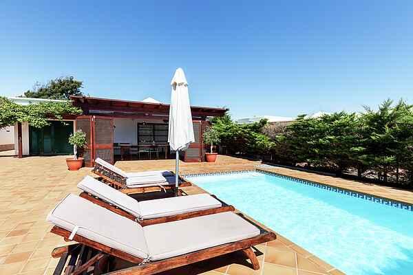 Villa i Playa Blanca