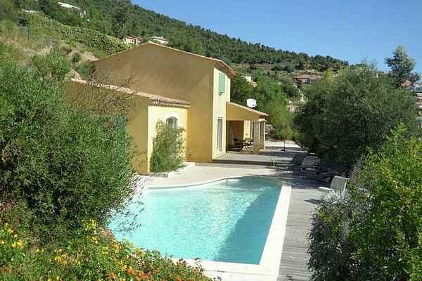 Villa i La Londe-les-Maures