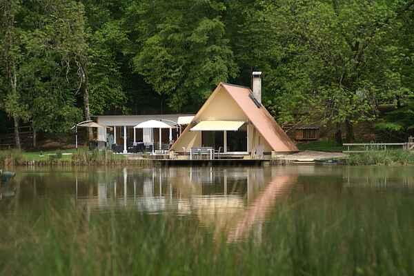Ferienhaus in Dampierre-sur-Salon