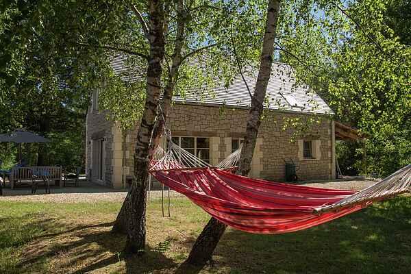 Ferienhaus in Saint-Privat