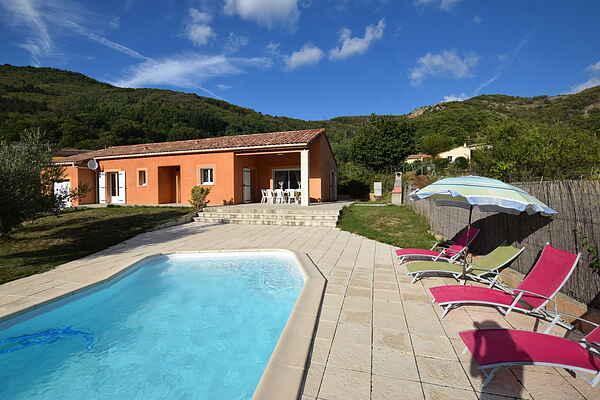 Villa i Thueyts