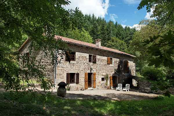 Villa i Lalouvesc