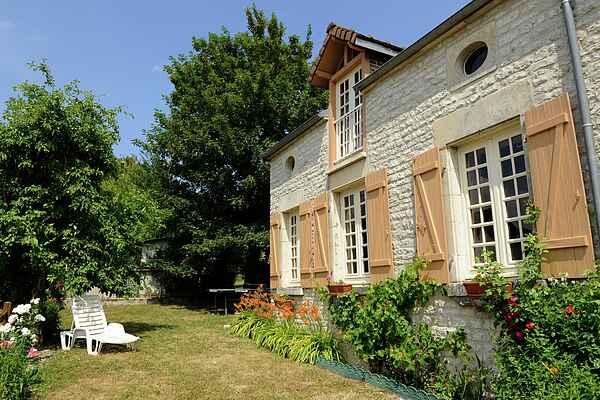 Hytte i Bar-sur-Aube