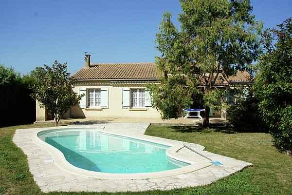 Sommerhus i Plan-d'Orgon